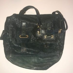 Yls leather bag